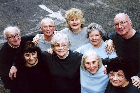 Group photo of members of SCAT