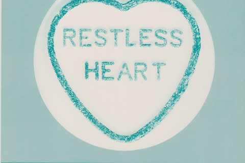 Restless Heart flyer