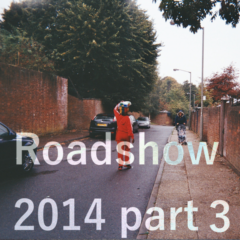 Promotional image for the third part of the Roehampton Radio Project roadshow